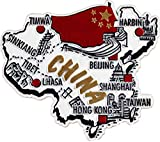 China - Country Magnet