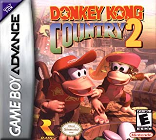 donkey kong country 2 snes online
