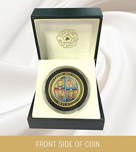 CELTIC IRELAND & AN IRISH BLESSING COLLECTORS COIN