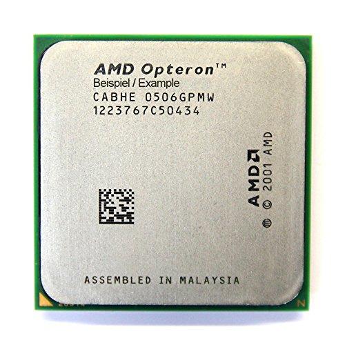 AMD Opteron 880 2,40 GHz/2 MB OST880FAA6CC sokkel/socket 940 Dual CPU Egypt 64bit (gecertificeerd en gereviseerd)
