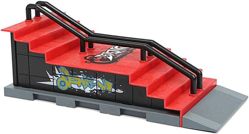 EElabper 1Set Finger Skateboard Popular product Venue Combination Set Mini Ranking TOP20 Finge