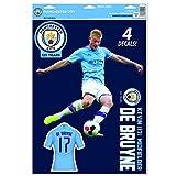 Kevin De Bruyne | Manchester City | Set mit 4 lizenzierten