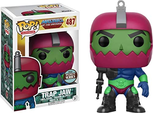 Funko Pop Television - 487 Trap Jaw Speciality Series - Masters of The Universe