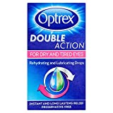 Optrex Drops For Dry & Tired Eyes Double Action, 10 ml