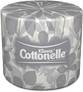 Kleenex Cottonelle Bathroom Tissue - 2 Ply - 451 Sheets/Roll - 60 / Carton - 4