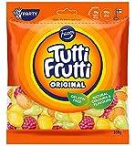 Fazer Tutti Frutti Original natural colours Pegajoso 12 Packs of 350g