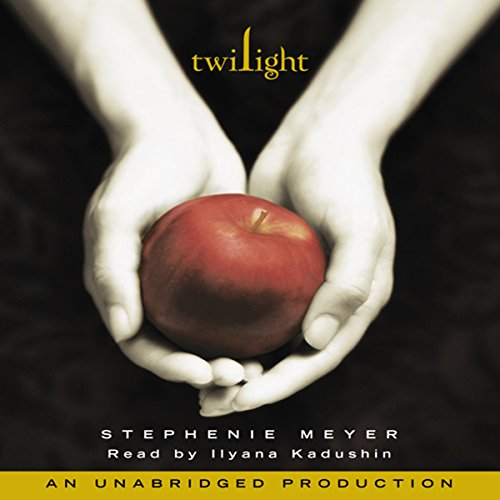 Twilight     The Twilight Saga, Book 1              By:                                                                                                                                 Stephenie Meyer                               Narrated by:                                                                                                                                 Ilyana Kadushin                      Length: 12 hrs and 51 mins     13,208 ratings     Overall 4.4