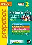 Histoire-géo, Géopolitique, Sciences politiques 1re (HGGSP) Nouveau programme de Première 2019-2020