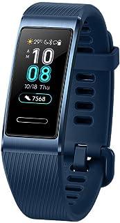 Huawei TER-B19 Band 3 Pro with Heart Rate Monitor Autonomous GPS Trusleep Sleep Monitor Space Blue
