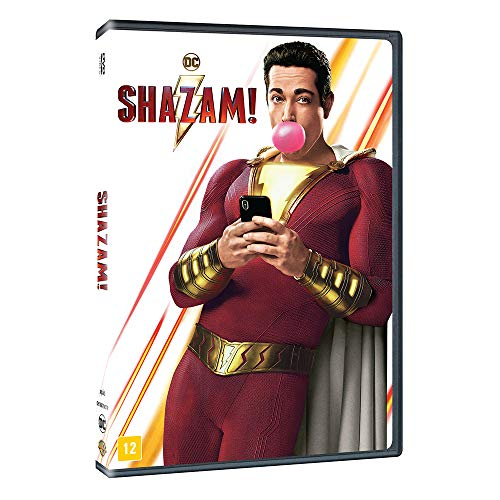 [DVD] - Shazam!