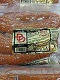 DD Ranch Hot Hickory Smoked Sausage 48 Oz