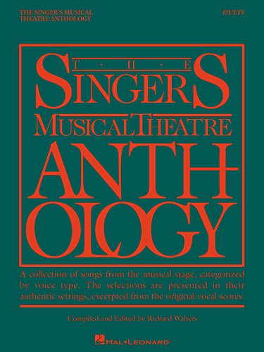 The Singer's Musical Theatre Anthology: Vocal Duets Book Only (Singer's Musical Theatre Anthology (Songbooks)) (English Edition)