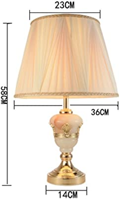 Amazon.com: Post-Modern Minimalist Crystal Table lamp ...
