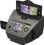 """Rollei PDF-S 340 - Multi scanner de 14 Mégapixels pour diapos -  négatifs et photos - Écran couleur LTPS LCD de 6.0 cm (2,4"""") - Noir"""