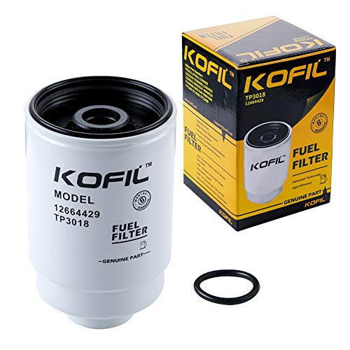 TP3018 Fuel Filter Fit for Duramax 6.6L 4 Micron Compatible