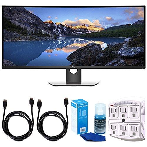 Dell U3818DW 38' IPS 4K UHD HDMI Curved Monitor