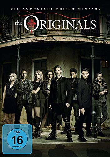 The Originals - Die komplette dritte Staffel [5 DVDs]