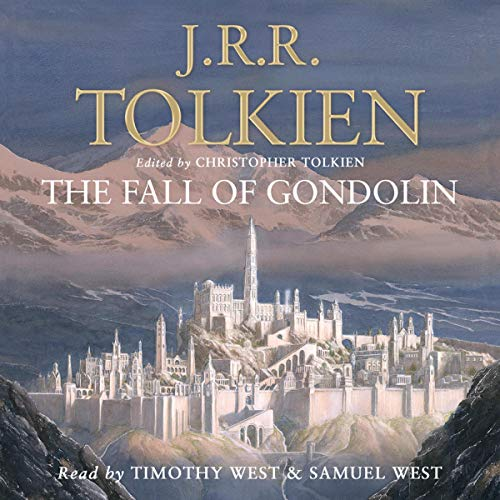 The Fall of Gondolin audiobook cover art