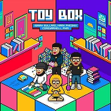 Toy Box (feat. Mark Pheonix, CoreyArnell & Phri)