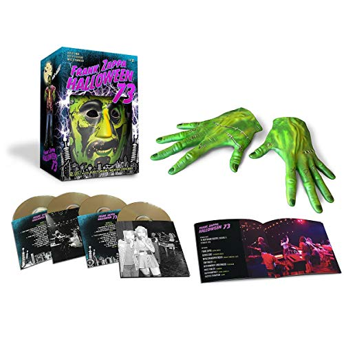 Halloween \'73 (Live in Chicago,1973,Ltd.Boxset)