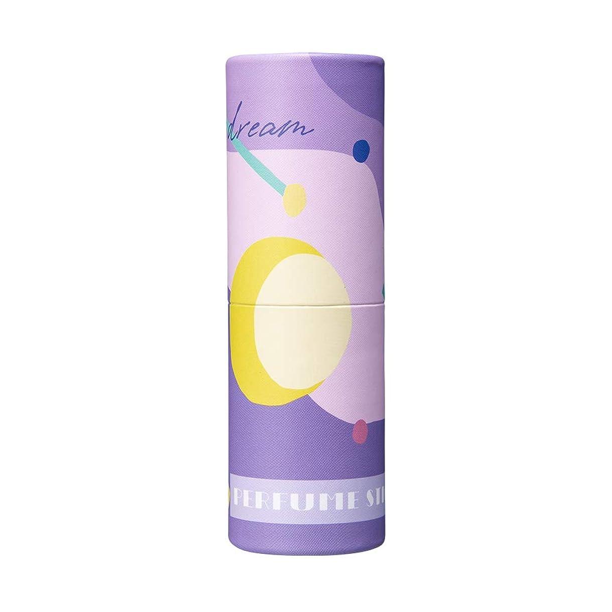 パッチスマイルプールパフュームスティック ドリーム ペア&ピーチの香り オリジナルデザイン 5g