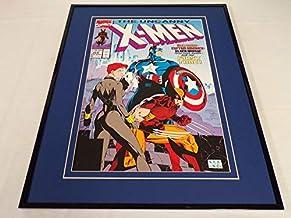 Marvel Comics Uncanny X Men #268 Framed 16x20 Cover Poster Display Black Widow