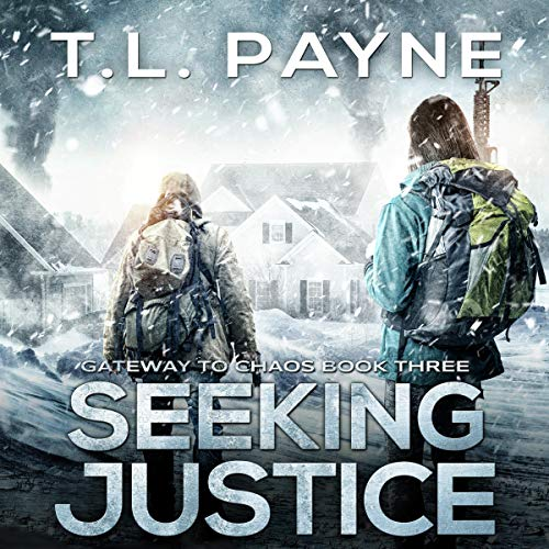 Seeking Justice Audiobook By T.L. Payne cover art