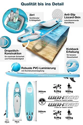 Sportstech Premium WBX 300 cm / 320 cm - 2