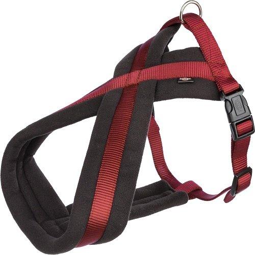 25 mm Rouge Trixie Premium Harnais M 45-70 cm