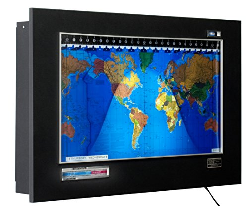 Geochron World Clock