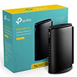 TP-Link TC-W7960 DOCSIS3.0 300Mbps Wireless WiFi Cable Modem Router for Comcast...
