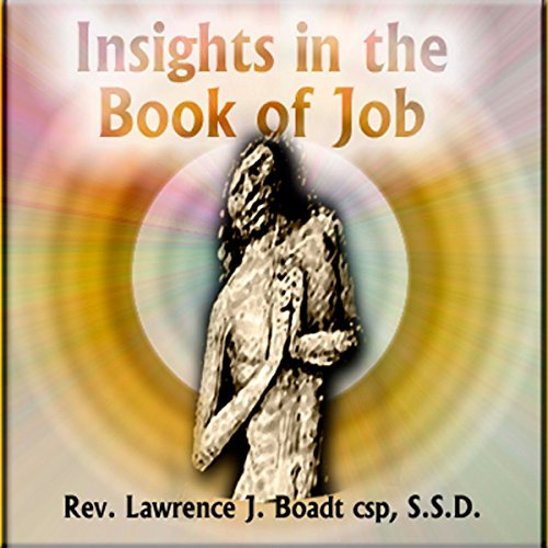 Insights in the Book of Job audiobook cover art
