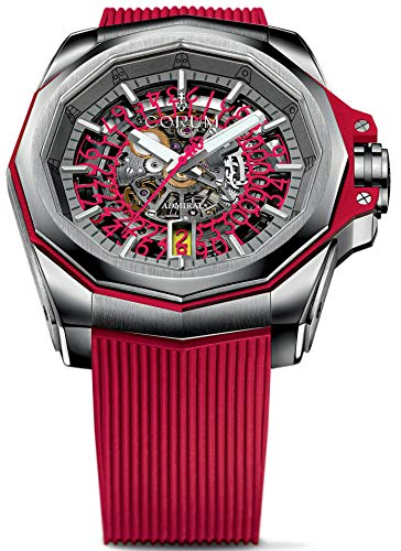 Corum Admiral Cup 45 Red Squelette A082/03703