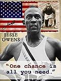 777 Tri-Seven Entertainment Jesse Owens Poster One Chance