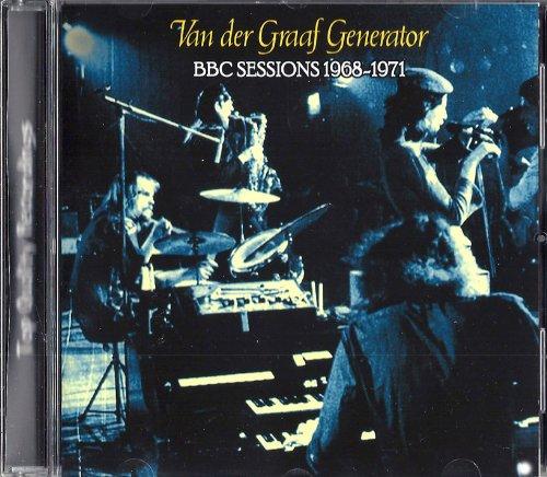 Van Der Graaf Generator - BBC Sessions 1968-1971 (CD)