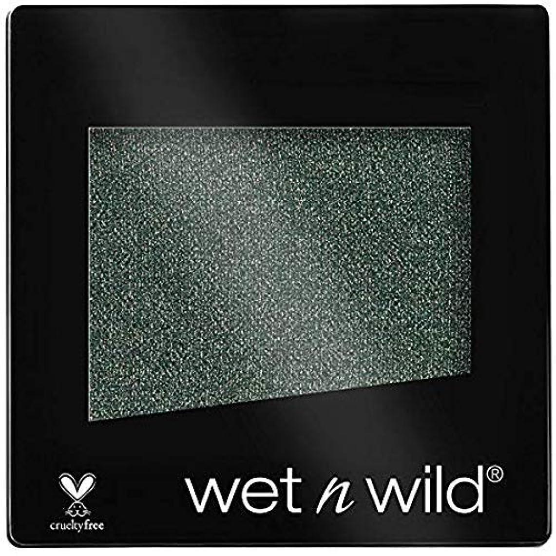 懲戒手術猫背WET N WILD Color Icon Eyeshadow Single - Envy (並行輸入品)