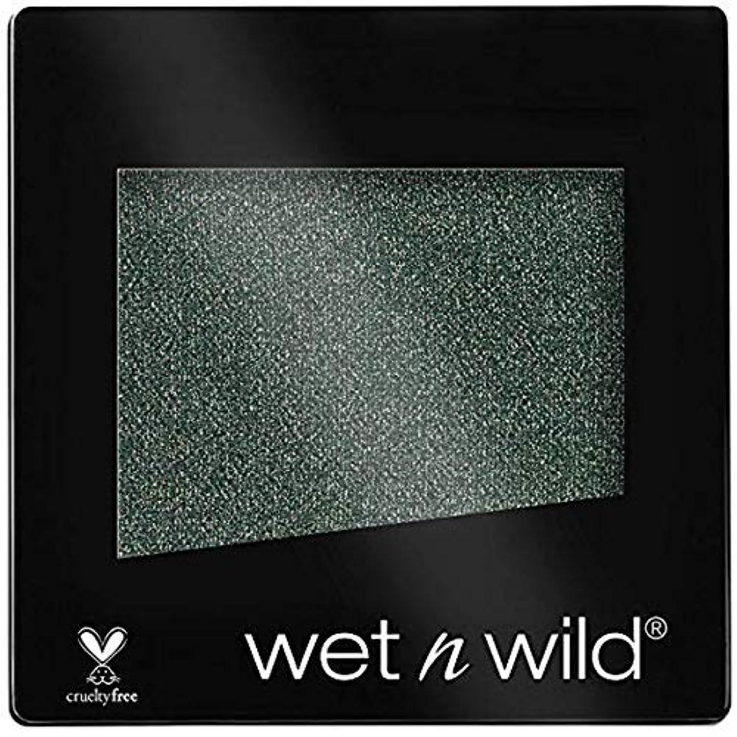 瀬戸際ゴミ箱を空にする大胆不敵WET N WILD Color Icon Eyeshadow Single - Envy (並行輸入品)