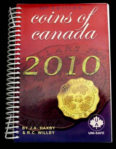 Coins of Canada 2010 28th Edition