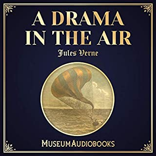 A Drama in the Air audiobook cover art