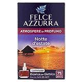 Felce Azzurra - Aria di Casa, Ricarica Diffusore Elettrico Notti d'Estate, Puro Benessere - 20ml