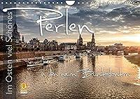 Im Osten viel Schoenes - Perlen in den neuen Bundeslaendern (Wandkalender 2022 DIN A4 quer): Einmalige Fotos zusammengestellt von Dresden bis Ruegen (Monatskalender, 14 Seiten )