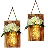 Wall Sconces Mason Jar Sconces,Rustic Home...