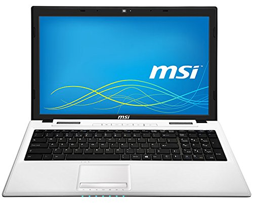 MSI CX61-2QFI781W 0016GD-SKU30 39,6 cm (15,6 Zoll) Laptop (Intel Core-i7 4712Mq, 3,3GHz, 8GB RAM, 1000GB HDD, Win 8.1) schwarz