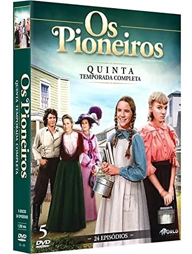 Box DVD Os Pioneiros - Quinta Temporada Completa
