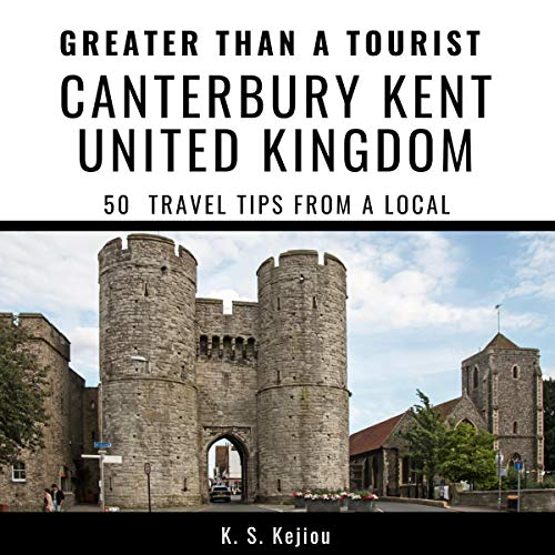 Greater Than a Tourist - Canterbury, Kent, United Kingdom     50 Travel Tips from a Local              De :                                                                                                                                 K. S. Kejiou,                                                                                        Greater Than a Tourist                               Lu par :                                                                                                                                 Sangita Chauhan                      Durée : 1 h et 5 min     Pas de notations     Global 0,0