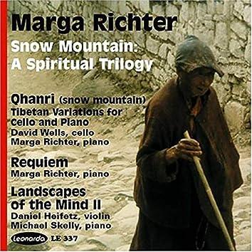 Snow Mountain: A Spiritual Trilogy