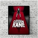 UpperPin Citizen Kane Poster Filmkunst Leinwand Malerei