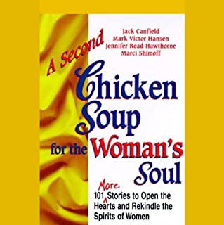 A Second Chicken Soup for the Woman's Soul cover art