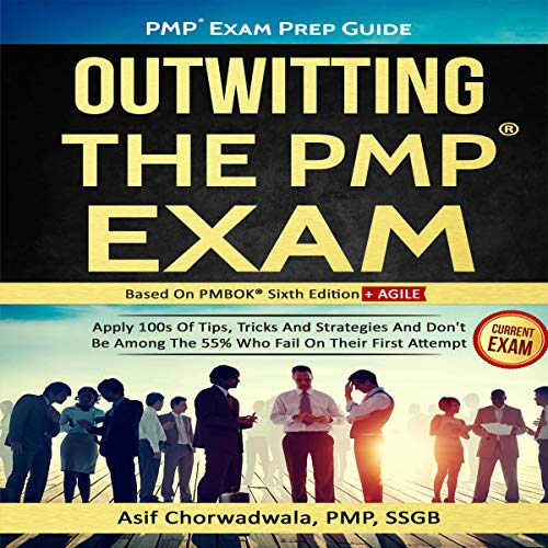 Couverture de PMP Exam Prep Guide: Outwitting the PMP Exam