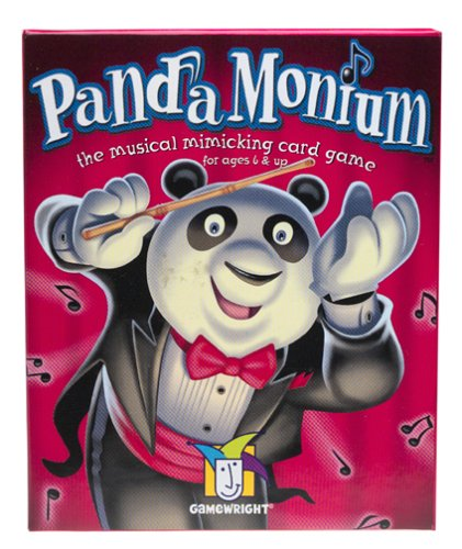 Gamewright Pandamonium Game